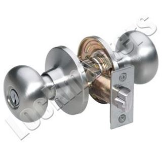Picture of Master Lock Biscuit Style Knob Lock