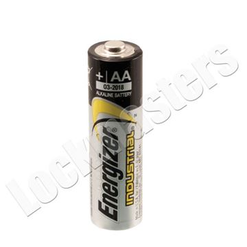 Picture of AA Alkaline battery
