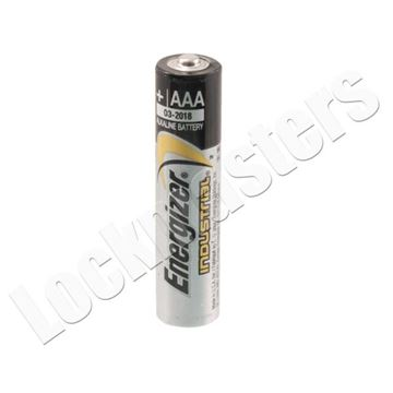 Picture of AAA Alkaline Battery