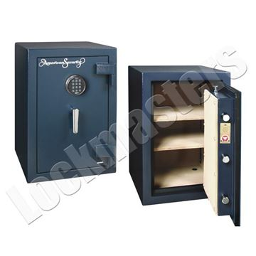 "Picture of AMSEC AM Series 30"" x 20"" Home Security Safe with AMSEC ESL5 Lock"