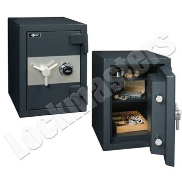 "Picture of AMSEC CSC Series Composite Safe 19"" x 13"" with AMSEC ESL10XL"