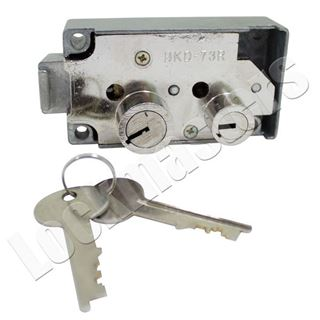 Picture of Bullseye KD - 73 Replacement Lock
