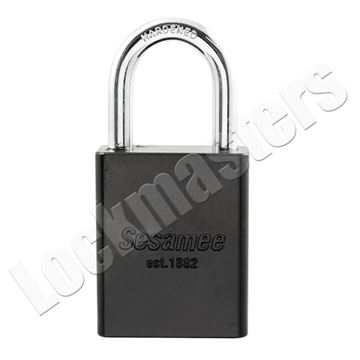 """Picture of CCL 900 Series 1-1/2"""" Aluminum Safety Lockout Padlock with 1"""" Shackle"""