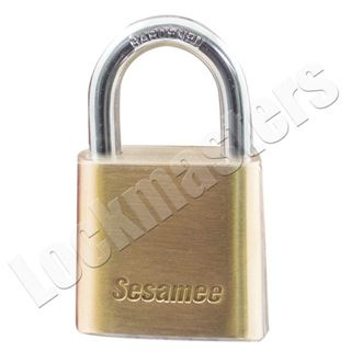 Picture of CCL Sesemee Keyless 4 Digit Padlock
