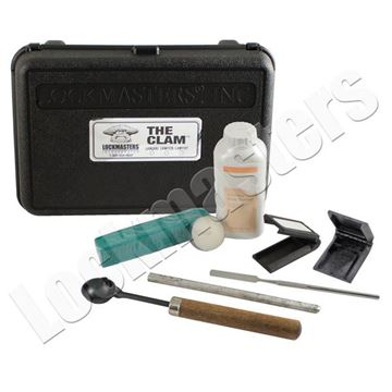 Picture of Deluxe Clam Kit for Key Replication