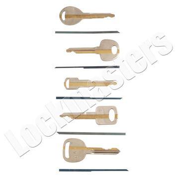 Picture of Determinator Popular 35 Piece Set