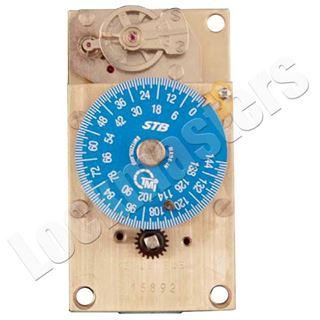 Picture of Diebold Replacement Square Bottom Time Movement