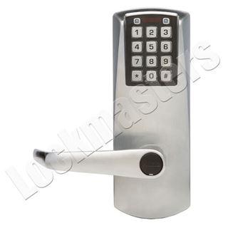 Picture of Dorma Kaba E-Plex 2000 Push Button Electronic Lock
