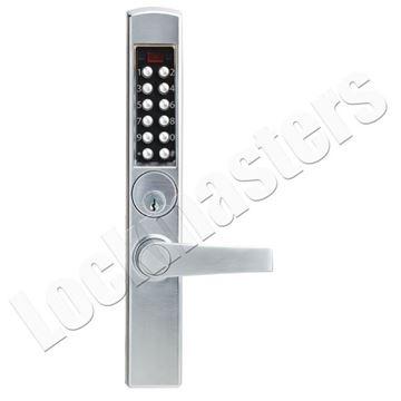Picture of Dorma Kaba E-Plex 3000 Push Button Electronic Lock Narrow Stile
