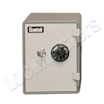 Picture of Gardall Microwave Safe with Dual Security Key & Combination Lock