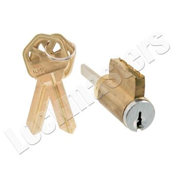Picture of GMS Knob/Lever Cylinder 5 Pin; KW1 Keyway