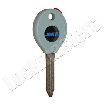 Picture of Chrysler Cloneable Transponder Key Blank