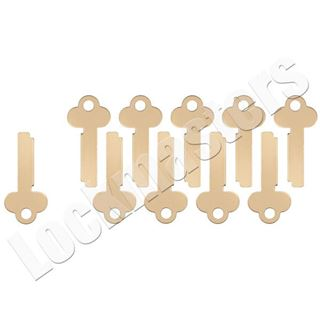Picture of Kaba/Ilco/Mosler P57 Series Safe Deposit Key Blank