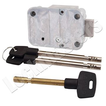 "Picture of LaGard 2200 Key Operated Lock with a Pair of 4"" Keys"