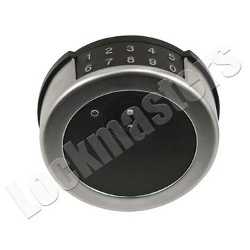 Picture of Lp Locks Base Line Keypad, Rotating Keypad for DB-30 Straight Bolt Lock Body