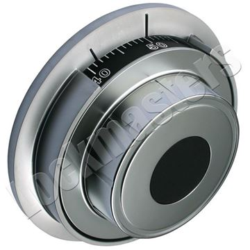 Picture of Lp Locks Spy Proof Dial - Matte Chrome Finish