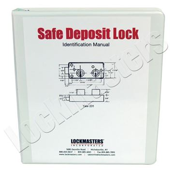 Picture of Safe Deposit Box Identification Manual