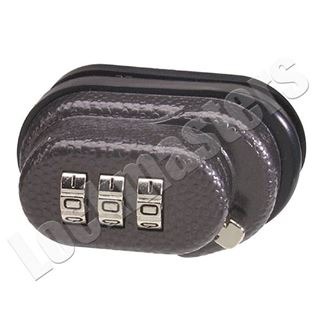 Picture of Master Lock Combination Gun Trigger Lock
