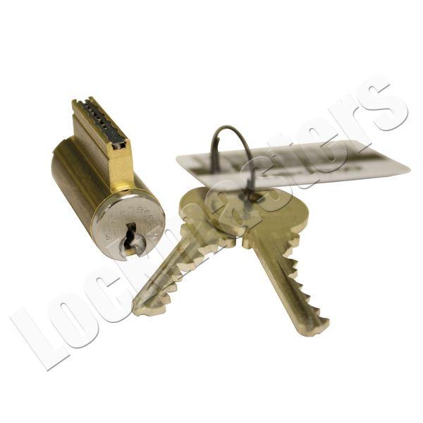 Lockmasters  Medeco 6 Pin American Padlock Cylinder: 20