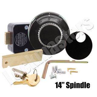 Picture of Mosler 402 Wheel Replacement Lock Package