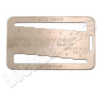 Picture of Mosler 5700 Safe Deposit Lock Key Reader