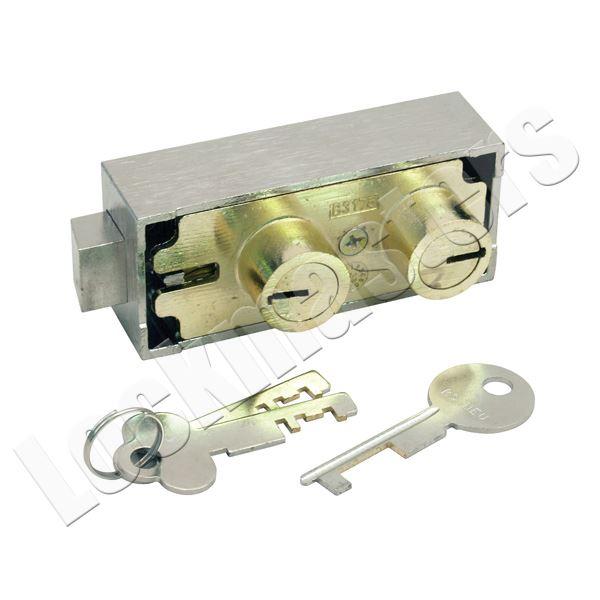 Lockmasters  Bullseye Replacement Safe Deposit Lock for Mosler 3175