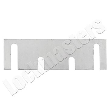 "Picture of Pemko 16 Gauge 5"" Hinge Shim"