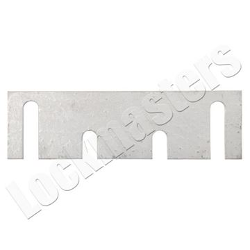 "Picture of Pemko 22 Gauge 5"" Hinge Shim"