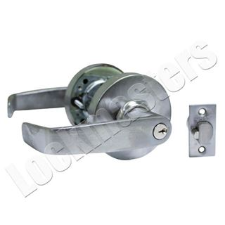 Picture of Sargent Series 4000 Grade 1 Lever Set; Function Entry/Office