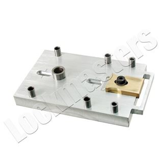 Picture of 5100 Bolt Extension Pedestrian Door Lock - SCIF Installation Jig for Exterior Plate