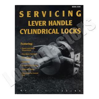 Picture of Lever Handle Service Book