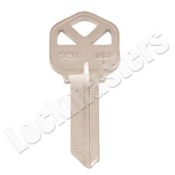 Picture of Kwikset Key Blank