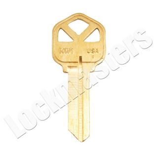 Picture of Kwikset Key Blank - 50 Pack KW1BR