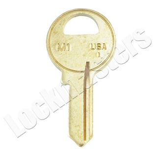 Picture of Taylor  Key Blank Master - Bulk 250 Pack