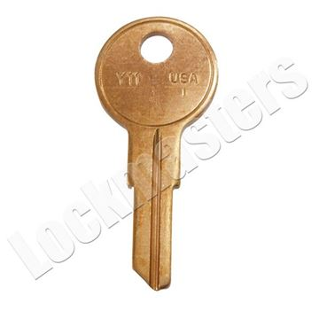 Picture of Taylor Yale Key Blank - 50 Pack