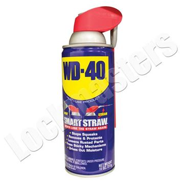 Picture of WD40 Multipurpose Lubricants & Penetrants