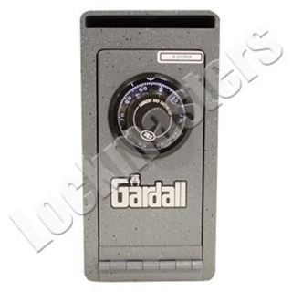 """Picture of Gardall 12"""" H x 6 ½"""" W """" x 8"""" D Under Counter Deposit Safe with S&G Combination Lock"""