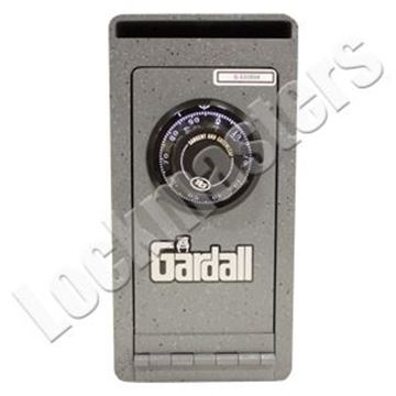"Picture of Gardall 12"" H x 6 ½"" W "" x 8"" D Under Counter Deposit Safe with S&G Combination Lock"