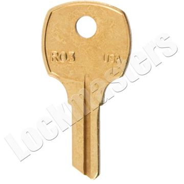 Picture of NCL Key Blanks - Sold in Increments of 50