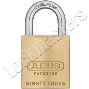 Picture of Abus Rekeyable Padlock 83628