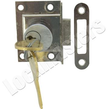 National drawer-cabinet lock image