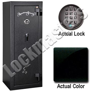 """Picture of AMSEC BF Series 59-1/4"""" H x 24"""" W x  21"""" D  Gun Safe with AMSEC ESL10XL Electronic Lock"""