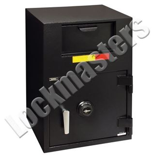 "Picture of AMSEC 29-3/4"" H x 20"" W x 20"" D Deposit Safe with Group II Combination Lock - No Internal Locker"