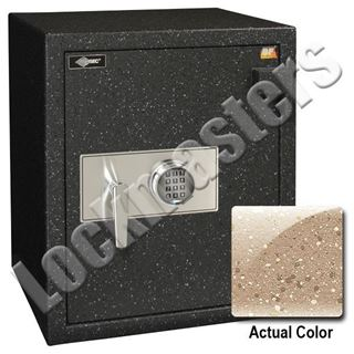 """Picture of AMSEC BF Series 26-1/4"""" H x 21-3/4"""" W x 20-1/4"""" D Fire & Burglary Safe with AMSEC ESL10 Lock"""