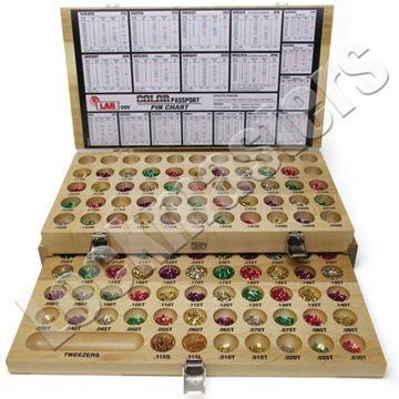 Lab Woody Classic .005 Pin Kit Photo