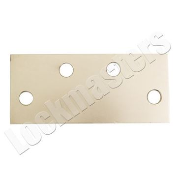 "Picture of McKinney Half Surface  5""  BackPlate 26D"