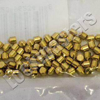 Picture of American Lock Padlock #1 Bottom Pin