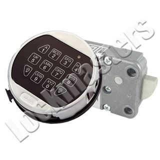 Picture of LaGard  ComboGard 39E Pro Electronic Safe Lock Package - Swing Bolt