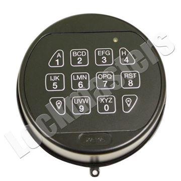 Picture of LaGard  Black Keypad