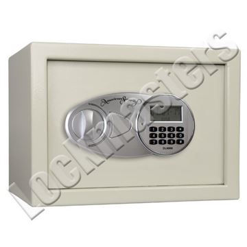 "Picture of AMSEC 9-9/16"" x 13-15/16"" Electronic Security Safe"
